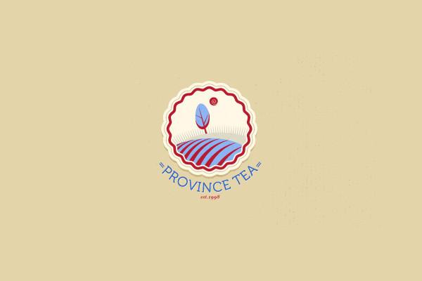 Provincial Rustic tea Logo