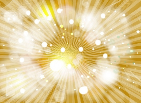 Radiant Celebrations Lights Vector