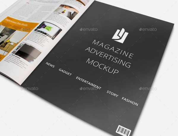 Real Advertising Magazine Photography