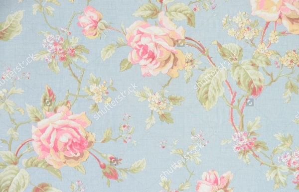 Rose Fabric Background Texture