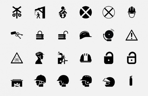 Safety Icons For You