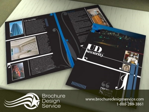 Samples of Security Company Brochures
