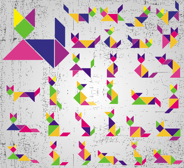 Scratchy Puzzle Free Vector