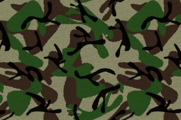 Scratchy Tileable Camouflage Texture