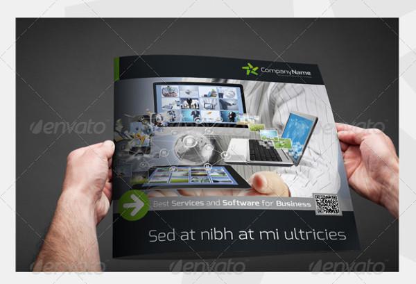 Security Company Brochure