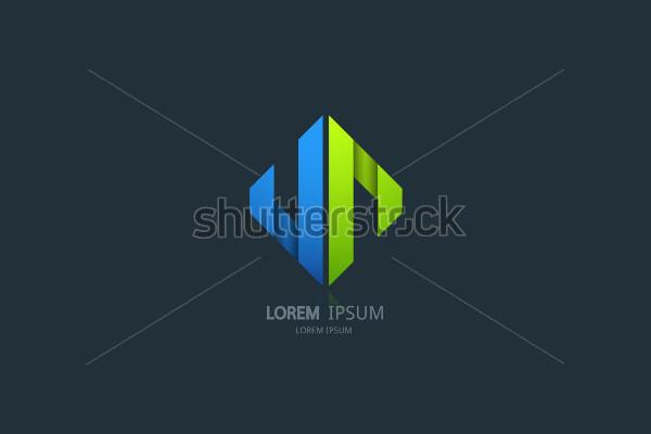 Services Consultant Logo Design