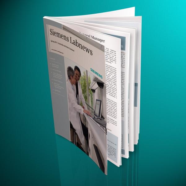 Siemens Labnews Magazine