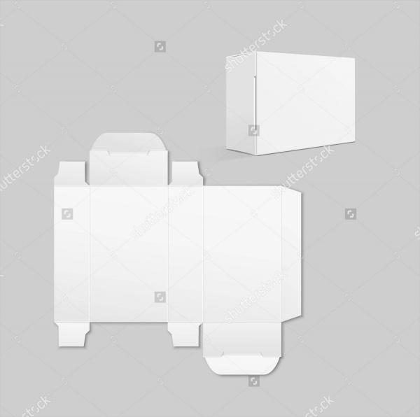 Soap Packaging Pack Box Design