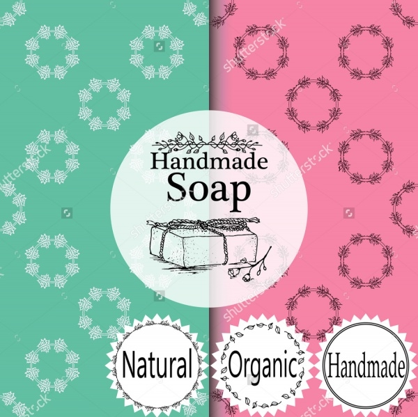 Soap Packaging & Wrapping Paper Label