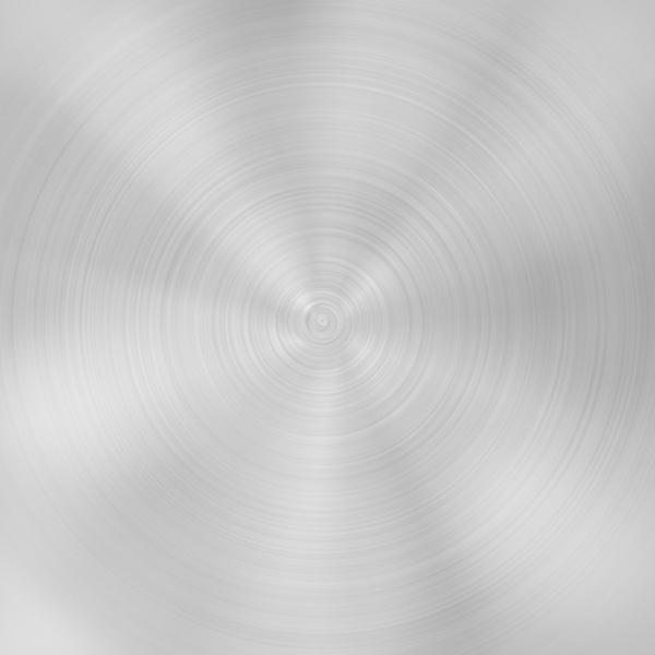 Spin Aluminum Metal Texture