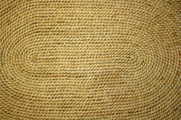 Straw Cane Floor Texture