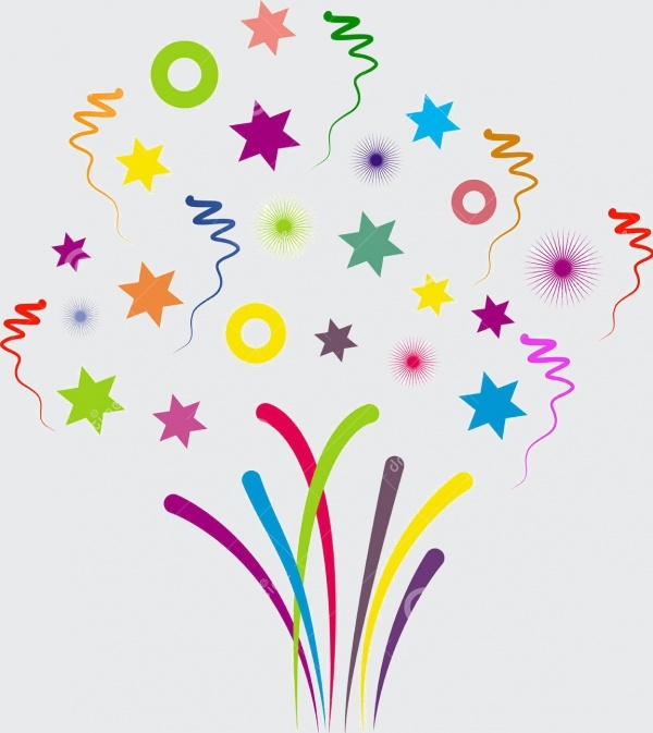 Stunning Celebrations Dream Vector