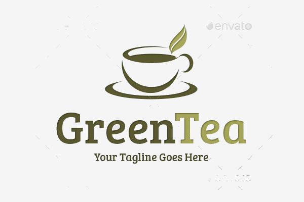 Stunning Tea Brand Logo