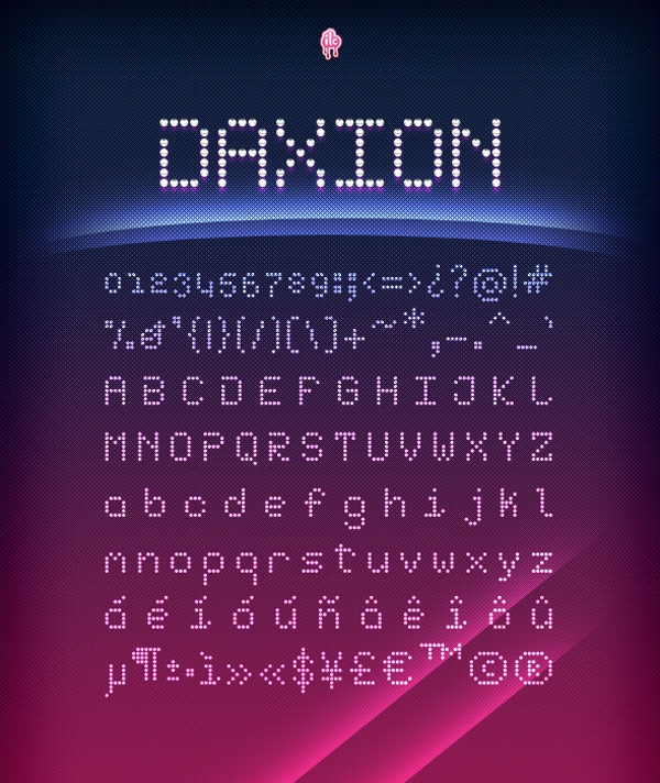 Style Disco Text Font