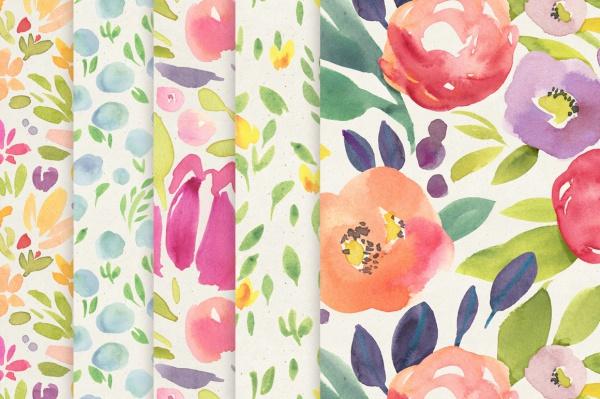 Subtle Rose Texture Pack
