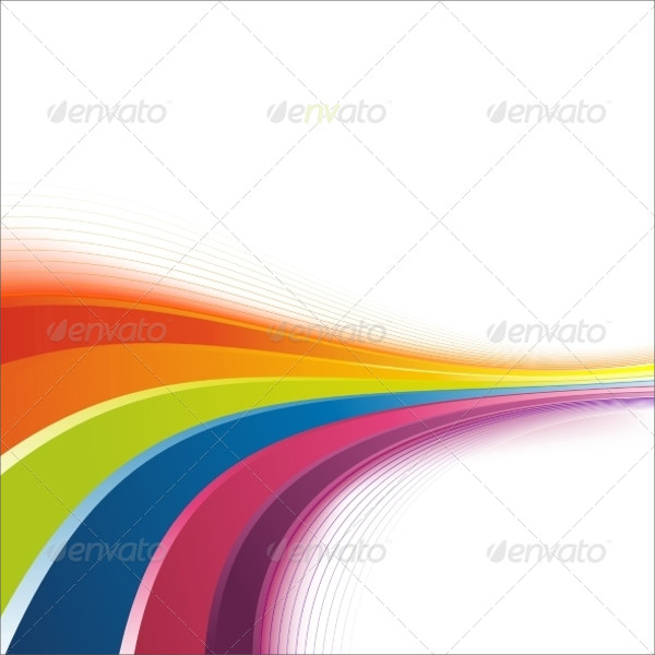 Swoosh Background Vector