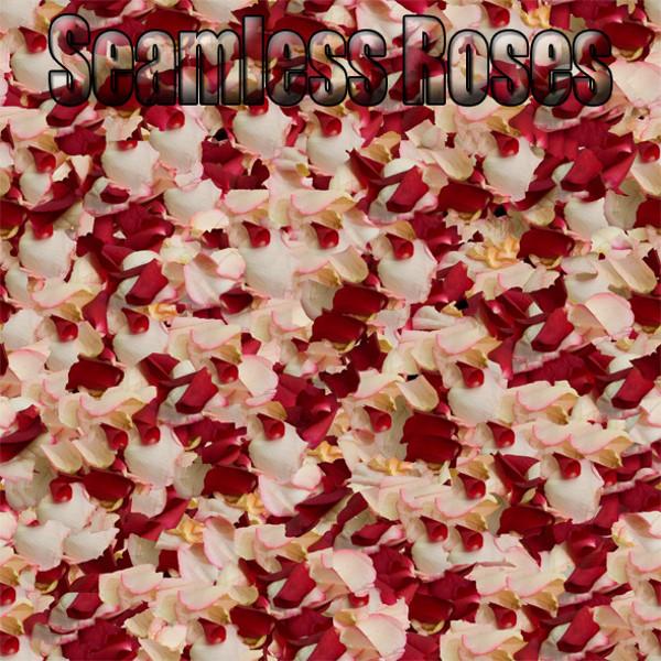 Tileable Rose Petal Texture