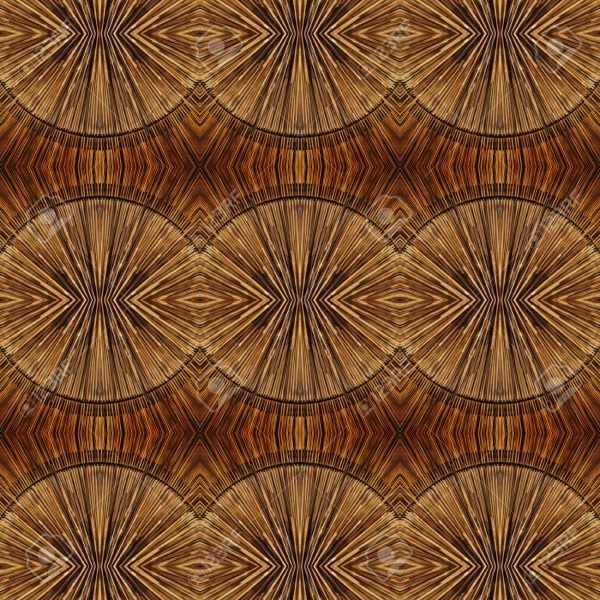 Transparent Bamboo Pattern