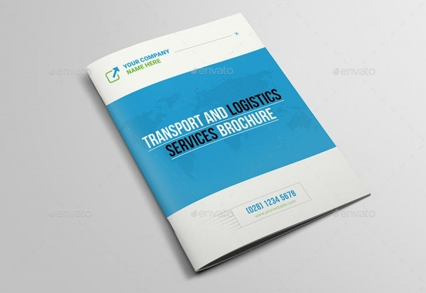 Transport And Logistics Service Brochure