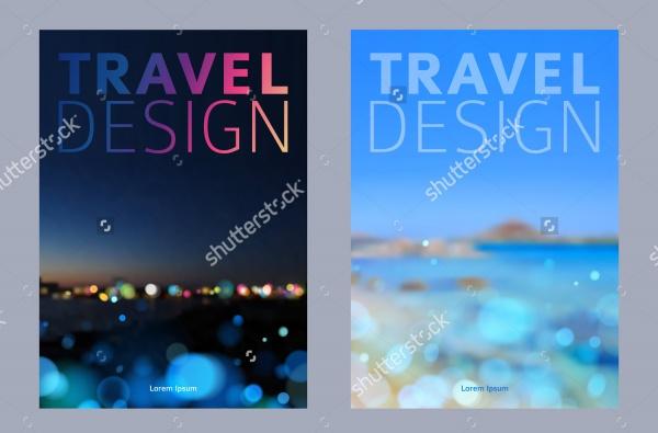 Travel Agency In Design Brochure
