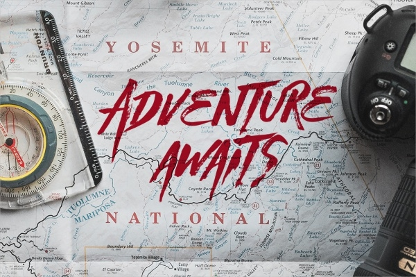 Traveler Adventurous Font
