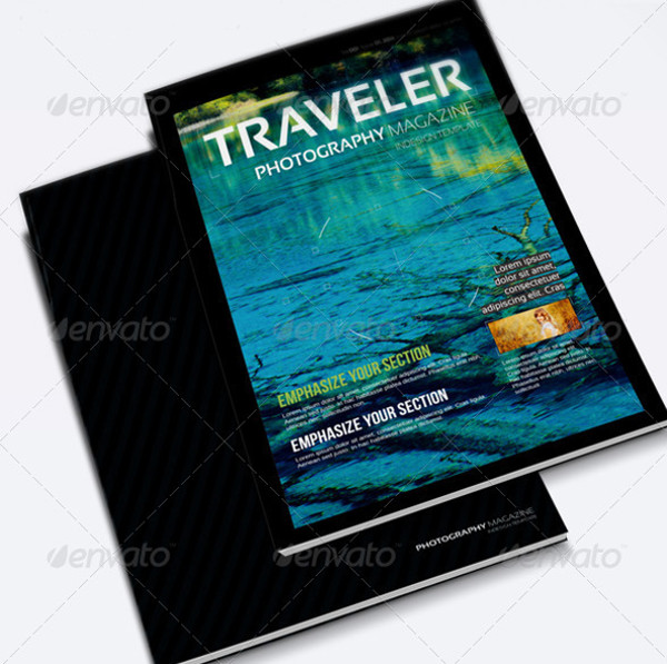 Traveler Photography Magazine