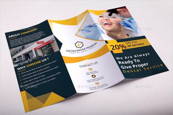 23 hospital brochure template psd vector eps jpg download