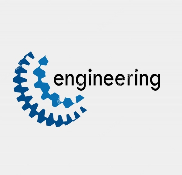 Vector Engineering Logo Design