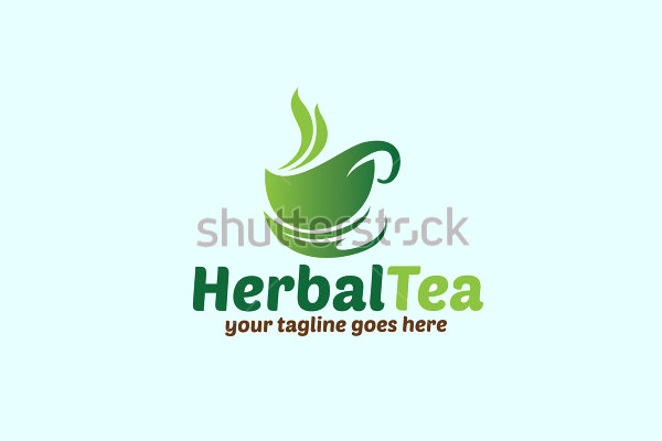 Vector Logo for Tea