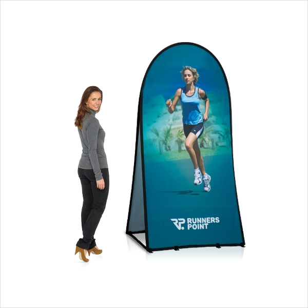 Vertical Pop-Up Promotional Banner
