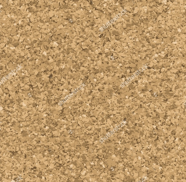 Vintage Cork Seamless Pattern