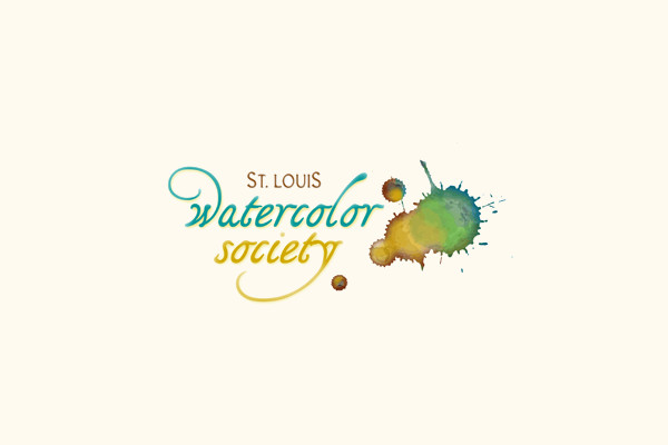 Watercolor Splash Logo Design