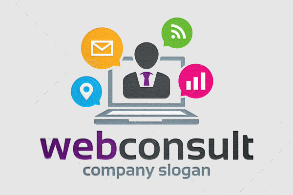 Web Consult Marketing Logo