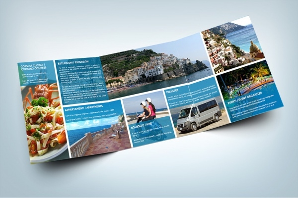 Wedding Holiday Brochure Design