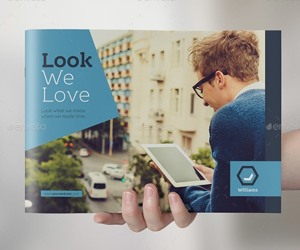 Williams Business Landscape Brochure