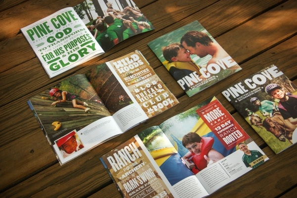 Youth and Family Summer Camps Brochures