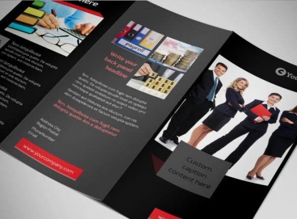 Tax Accountant Professional Brochure