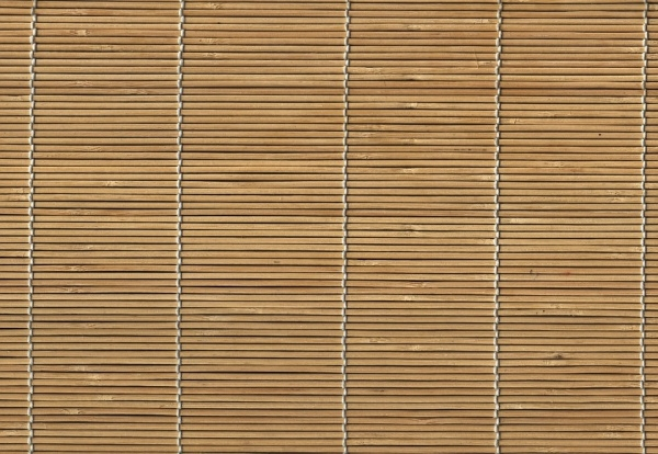 Unsquare Bamboo Structure Pattern