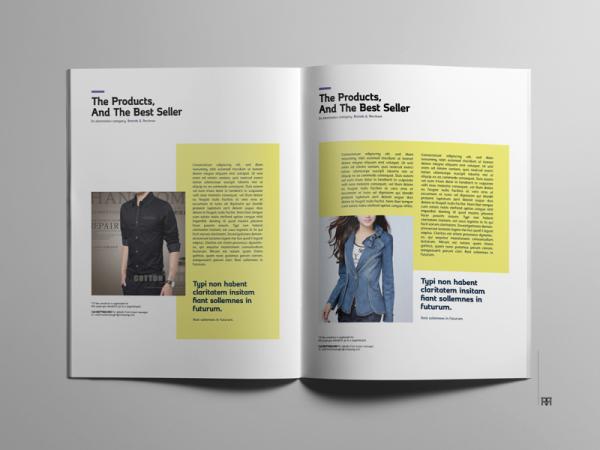 Business Magazine Corporate