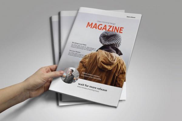 Magazine Corporate Design Magazine