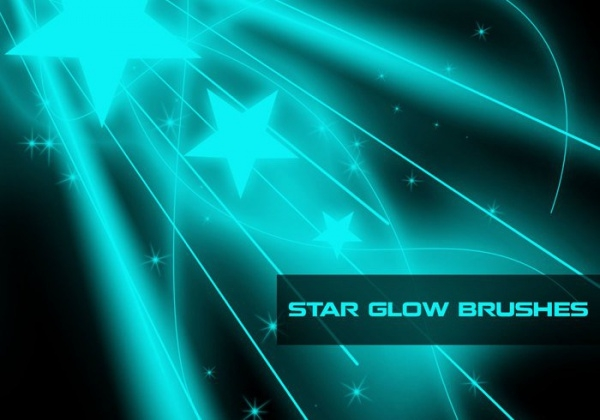 star-glow-brushes