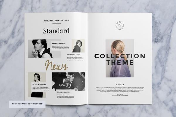 Half Fold Brochure for Studio