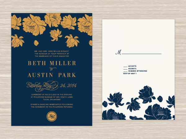 21  wedding invitation mockups