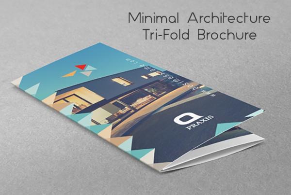 Architecture Tri Fold Brochure