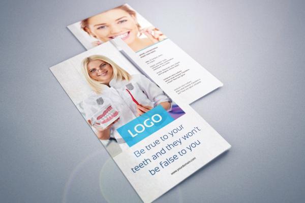 Dental Portfolio Brochure Design