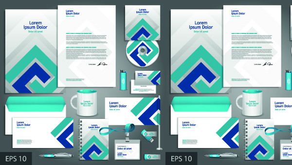 Abstract Creative Corporate Vector