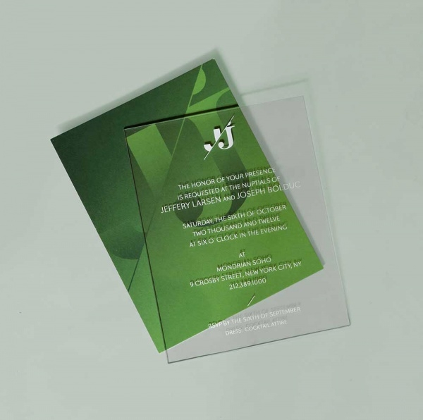 18 Acrylic Invitations Psd Ai Illustrator Download