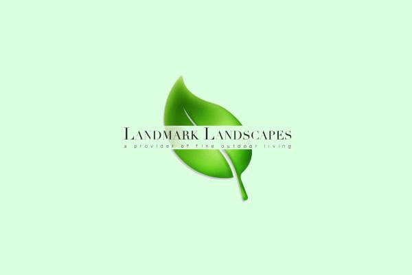 Amazing Landscaping Logo Design