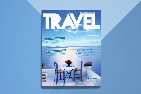 20  tourism magazine designs