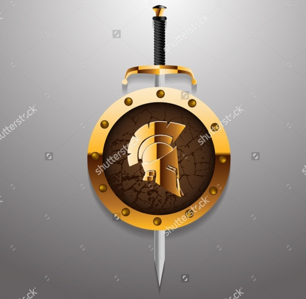 ancient sword clip art vector